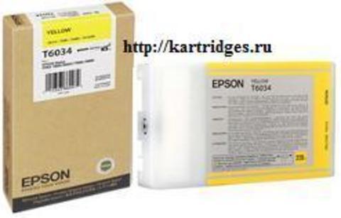 Картридж Epson C13T563400 / C13T603400