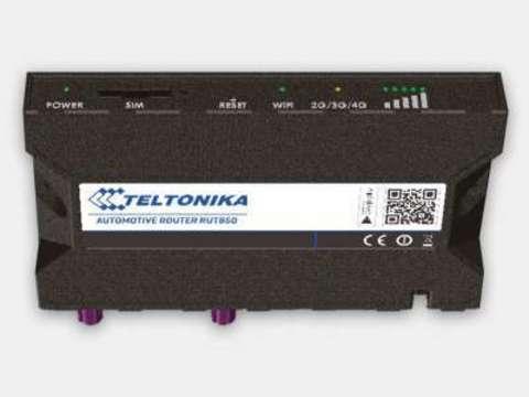 4G/3G/Wi-fi автомобильный роутер Teltonika RUT850