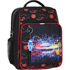 Рюкзак школьный Bagland Школьник 8 л. черный 417 (0012870)