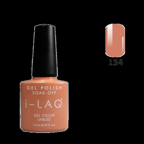 Гель лак для ногтей I-laq  134, 7,3 мл.