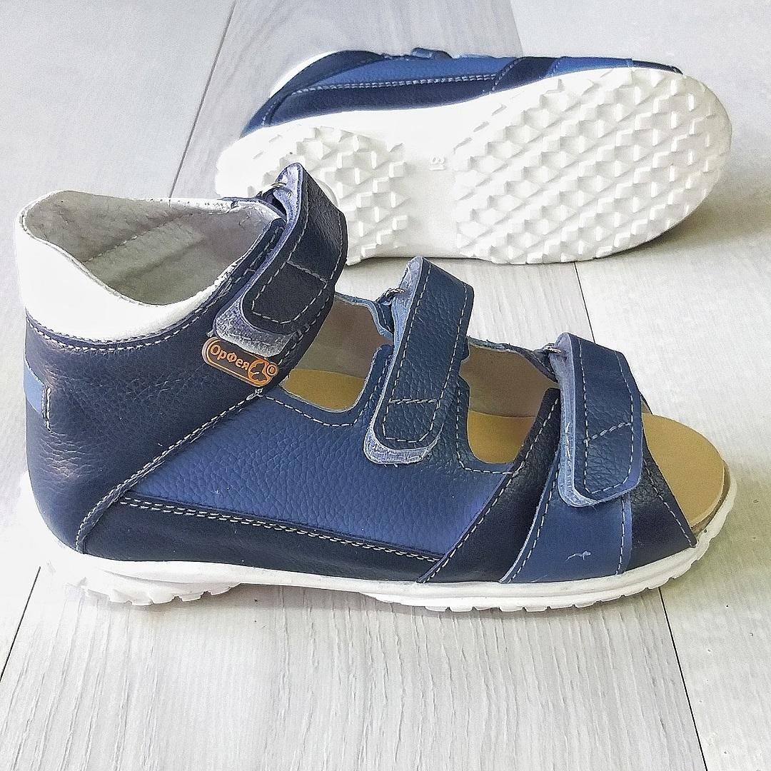 Лечебно-профилактические сандалии со стелькой
