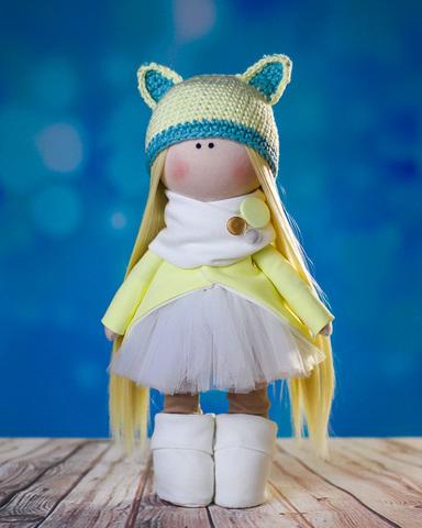 Кукла Хельга из коллекции - Fairy doll