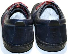 Мужские туфли на плоской подошве Luciano Bellini 32011-00