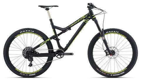 Велосипед COMMENCAL META AM RACE Plus 2015 L Черный/Желтый