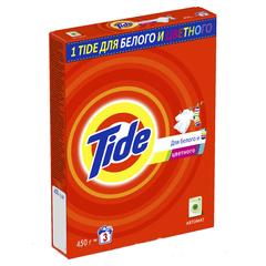Стиральный порошок TIDE Для белого и цветного, 450гр
