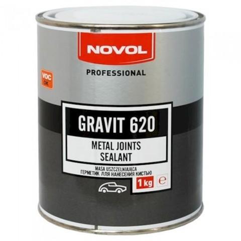 Герметик Novol для нанесения кистью 1кг 7611