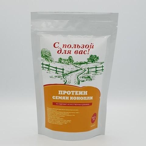 Протеин семян конопли С ПОЛЬЗОЙ ДЛЯ ВАС