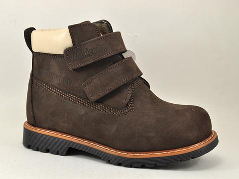 Ботинки утепленные Minicolor 750-2439