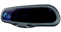 Парктроник (парковочный радар) ParkMaster с индикатором 08 на 4 датчика