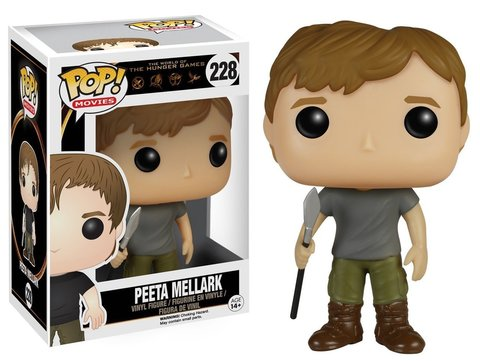 Funko POP! The Hunger Games Peeta Mellark