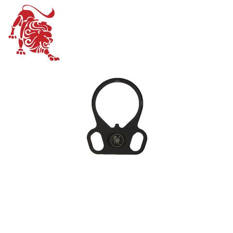 Стальное кольцо с креп. под ремень «УШИ»