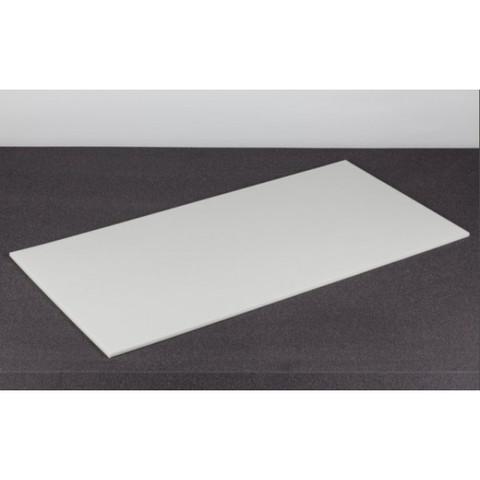 негорючая  акустическая панель ECHOTON FIREPROOF 100x50x1cm  из материала  BASOTECT белый