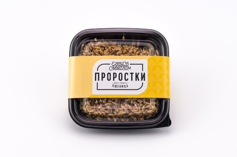 Проростки Пшеницы, Еда со смыслом, 140г