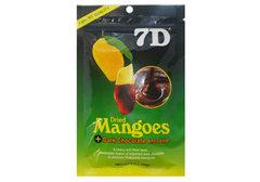 Сушеные манго в шоколаде 7D, 80г