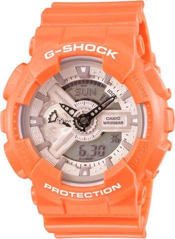 Купить Наручные часы Casio G-Shock GA-110SG-4ADR по доступной цене