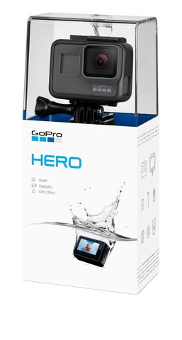 GoPro Hero Edition - Экшн-Камера
