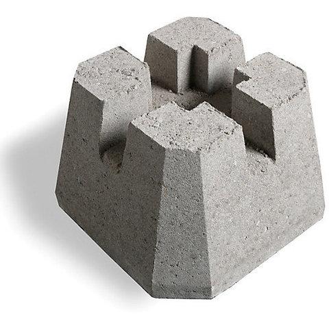 Дек блок для веранды