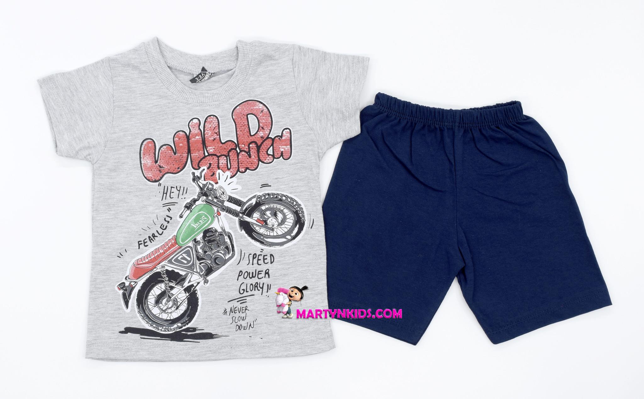 2322 костюм Мотоцикл