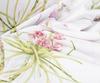 Постельное белье 2 спальное евро Mirabello Orchidee розовое