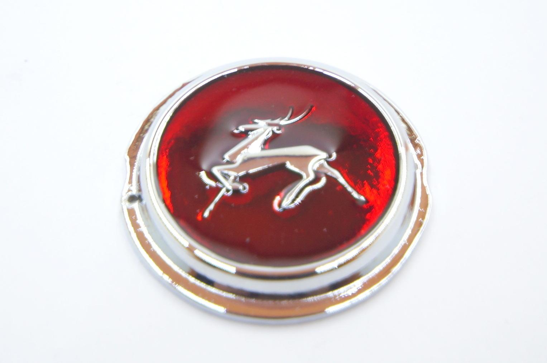 Эмблема багажника Газ 21 3 серии