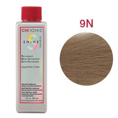 CHI Ionic Shine Shades Liquid Color 9N (Светло-русый) - Жидкая краска для волос