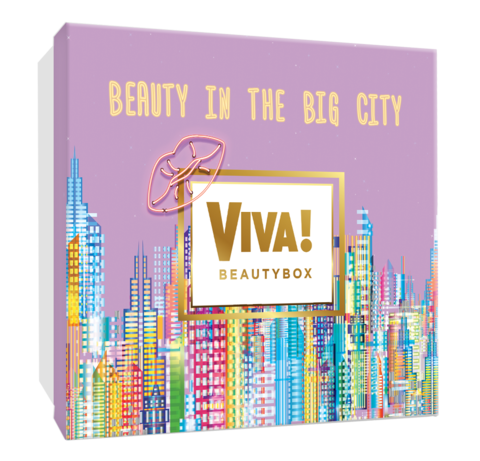 Viva Beauty Box - Beauty in the Big City