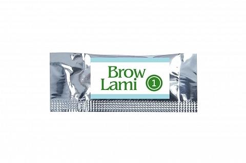 Состав для ламинирования бровей Brow Lami, №1