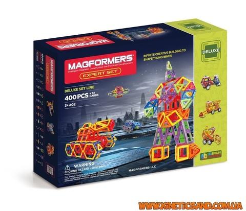 Magformers Эксперт, 400 элементов
