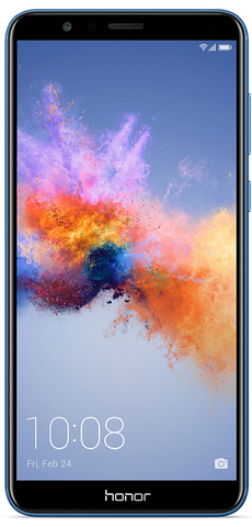 Huawei Honor 7X 4/128Gb Blue