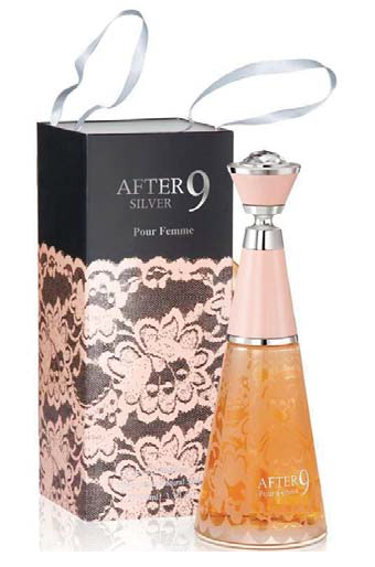 Пробник для After 9 Silver Афтер 9 Сильвер парфюмерная вода жен. 1 мл от Эмпер Emper