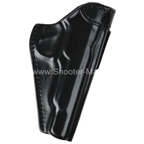 Кобура кожаная для пистолета Стечкина поясная ( модель № 7 )