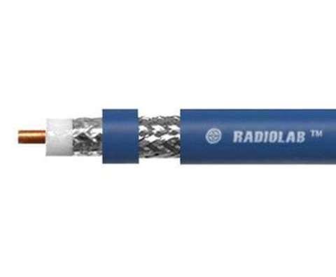 Коаксиальный кабель Radiolab 8D-FB PVC (blue)