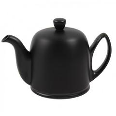 Чайник заварочный на 4 чашки 0.7л Guy Degrenne Salam Mat Black