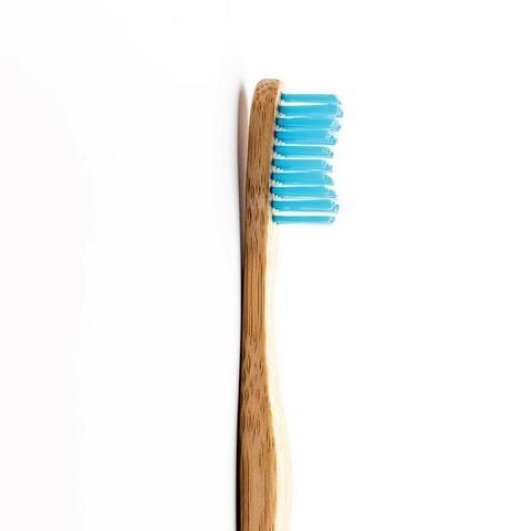 Зубная щетка для взрослых Humble Brush Adult (Голубая, мягкая)