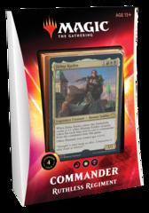Commander 2020 («Икория»): Ruthless Regiment