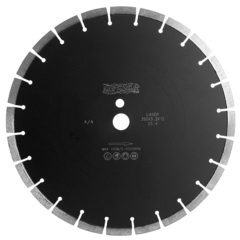 Алмазный диск по асфальту 350х25,4 мм MESSER A/A 01-19-350