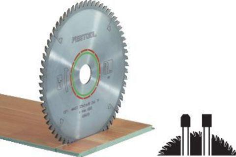 Пильный диск FESTOOL специальный 210x2,4x30 TF60