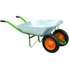 Тачка садовая 2 колеса, грузопод 170 кг, 78л PALISAD (68922)
