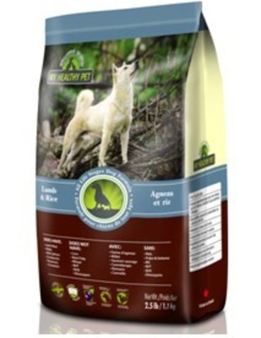 Holistic Blend Ягненок и рис сухой корм для собак 13.6 кг