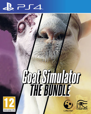 Sony PS4 Goat Simulator: The Bundle (английская версия)