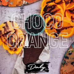 Кальянная смесь Daly 50 г Choco Orange