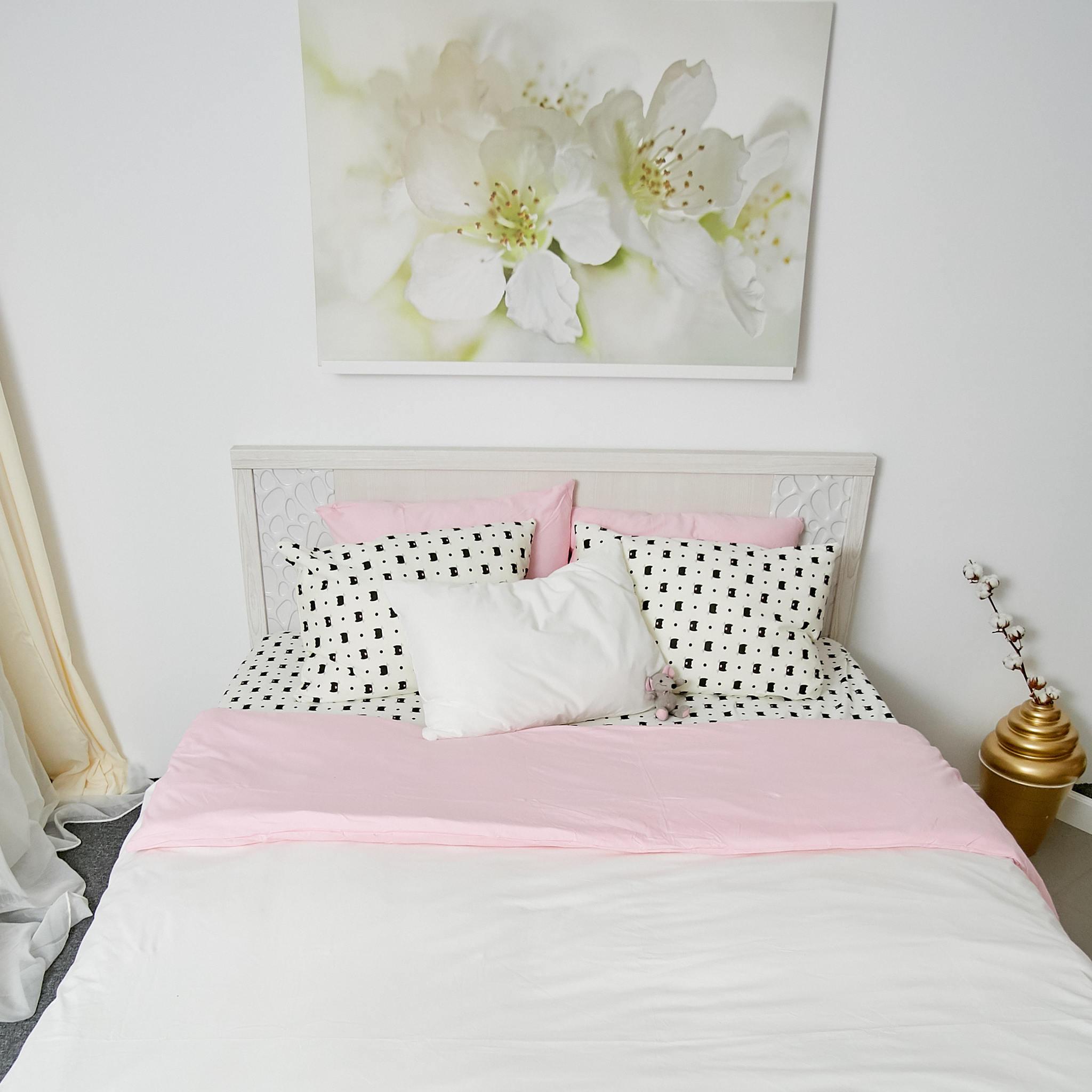 КОТЫ УСАТЫЕ - 1,5-спальный комплект постельного белья