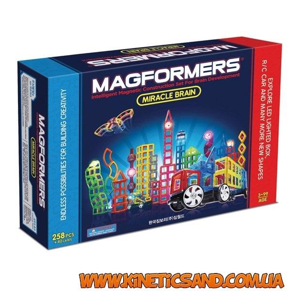 Magformers Удивительный набор, 258 эл.
