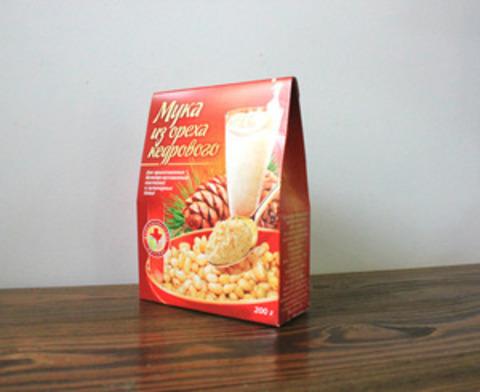 Мука из кедрового ореха