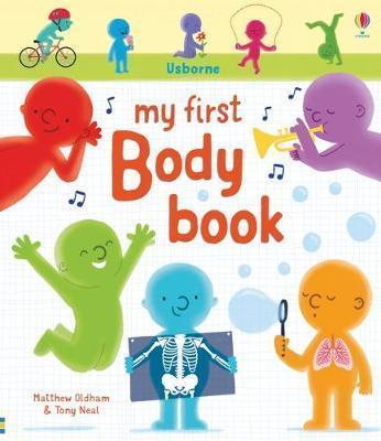 Kitab My First Body Book | Matthew Oldham