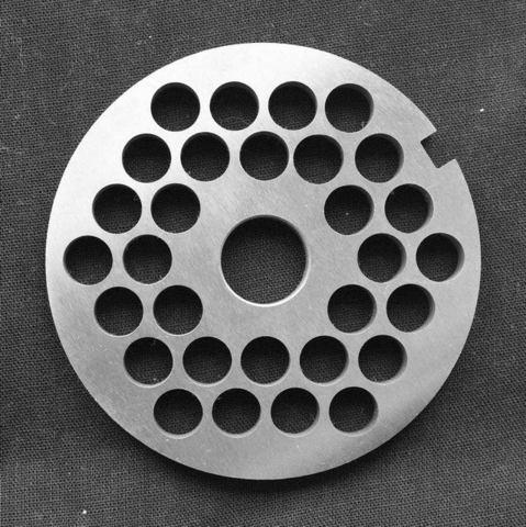 Решетка №3 9 мм для МИМ-600(М) нерж. сталь (внутр. диаметр 25 мм)