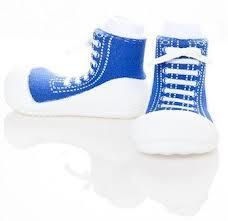 Детская обувь, ботинки марки Attipas Sneakers синий