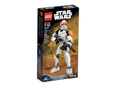 Лего 75108 Клон-коммандер Коди