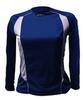 Рубашка Craft Track and Field женская т.синяя