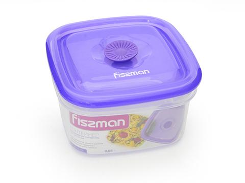 6772 FISSMAN Контейнер для еды 650 мл,  купить